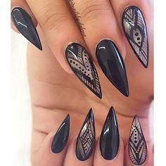 "Be Inspired ✨ on Instagram: ""But her line work tho ! By: @nailsbydalenaa Fontana,CA ---------------------------------------------------------- #nails #nail #notd #style #hudabeauty #beauty #beautiful #instagood #pretty #girl #girls #stylish #sparkles #styles #gliter #nailart #opi #essie #unhas #preto #branco #rosa #love #shiny #polish #nailpolish #nailswag #anastasiabeverlyhills #vegas_nay #wakeupandmakeup"""