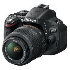 Nikon D5100: Prezzi, Foto, Tutto sulla Nuova Reflex ❤ liked on Polyvore featuring camera, accessories, electronics, fillers and extras