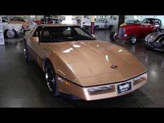 B8128 1984 Chevrolet Corvette Z51 - YouTube Chevrolet Corvette C4, Car Sales, Cars For Sale, Videos, Youtube, Cars For Sell, Youtubers, Youtube Movies
