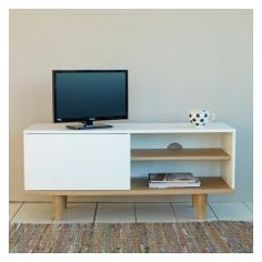 Made In American White Oak Which Gives A Clean Light Solution And Valuable Storage Space