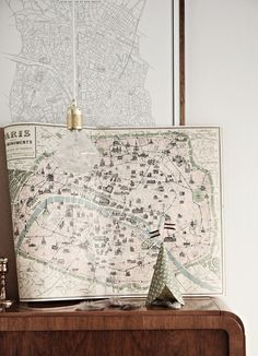 Paris and Maps! remain simple.