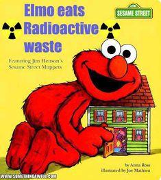 Elmo Eats Radioactive Waste | Sesame Street