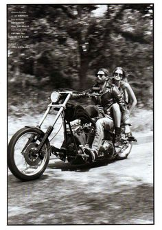 "Jesus Hiukset artikkeleja: Patrick Petitjean on ""On the Road"" Vogue Homme"