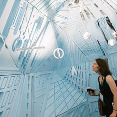 This week, Adjayes leaked a New York skyscraper design and NYCXDesign came to clone … – Exhibition Stand – Exhibition Stand New York 2017, Event Guide, Contemporary Home Furniture, Big Design, Best Interior Design, Booth Design, Award Winner, Trade Show, Visual Merchandising