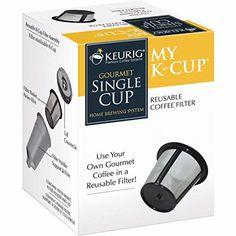 Keurig My K-Cup Reusable Coffee Filter (Single) Keurig http://www.amazon.com/dp/B000DLB2FI/ref=cm_sw_r_pi_dp_z-G4vb1XCJFVG