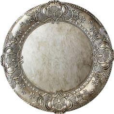 "Design Guild 14"" Melamine Crowley Charger Plate"
