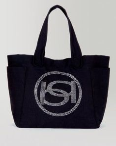 #4 a must have vacay accessory- lot ethos gorgeous #bebe logo tote #wishesanddreams