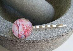 BLOSSOM FALLS silverplated bobby pin hair slides £4.00
