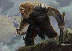 hill giant by furman