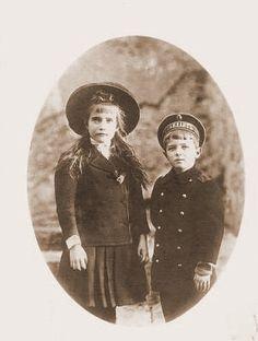 Anastasia & Alexei