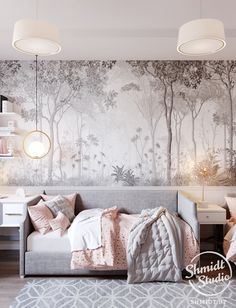 Ideas For Bedroom Interior Render Baby Room Design, Girl Bedroom Designs, Bedroom For Girls Kids, Pretty Room, Dream Rooms, Home Decor Inspiration, Girl Room, Bedroom Decor, Minsk Belarus