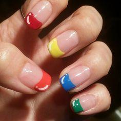 아니 그래가지고 그 네일이 이네일!!!!#젤리네일#사탕네일  맛있는네일 @jini_unistella #nail #unistella #유니스텔라#美甲 #甲油胶 #指甲油 #ネイルアート #ジェルネイル  #nailart #art #nailswag #manicurist