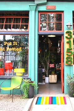 14 L.A. Shops For The Coolest Casa Ever #refinery29 http://www.refinery29.com/best-home-accessories#slide2 Potted Does your backyard need a little sprucing up? This Los Feliz shop specializes in outdoor living, which translates to a vast selection of garden wares, fountains, fire pits, patio furniture, and more — all in a range of styles. Potted, 3158 Los Feliz Boulevard; 323-665-3801.
