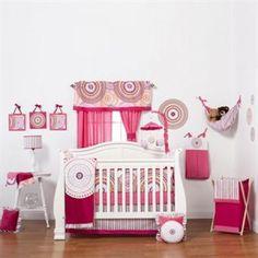 One Grace Place One Grace Place 10-27103 Sophia Lolita Baby Bedding Set