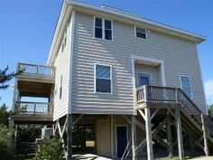 Affordable, Spacious, Pet Friendly House in Hatteras Island