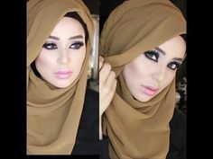 e89662bf1fb HIGHLY REQUESTED!! 2 HIJAB STYLES  DRAPES and TWIST TURBAN WITH FRONT  COVERAGE