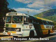 Resultado de imagem para ônibus antigos brasileiros