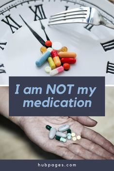 There is so much stigma around taking psychiatric medications, but being on meds for my mental illness doesn't define who I am; it's just a form of treatment that I take. Mood Stabilizer, Psychiatric Medications, Stop The Stigma, Becoming A Nurse, Mental Health Conditions, Neurotransmitters, Anxiety Disorder, Mental Illness
