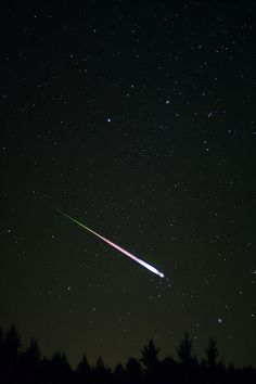 The famous Leonid meteor shower peaks between midnight and dawn on November 18. The morning before might be good, too. Here's all you need to know to watch.