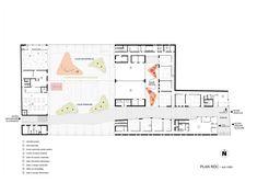Gallery - Multi-Purpose Education Centre / Atelier Phileas - 16