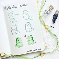 30 Super Cute How To Doodles For Your Bullet Journal. I love doodling in my bujo and I hope that by sharing this compiled list of ideas that I have found for my own bullet journal that it would inspire some of your own doodling! Bullet Journal Art, Bullet Journal Spread, Bullet Journal Ideas Pages, Bullet Journal Inspiration, Bullet Journal Decoration, Love Journal, Doodle Inspiration, Doodle Art For Beginners, Easy Doodle Art