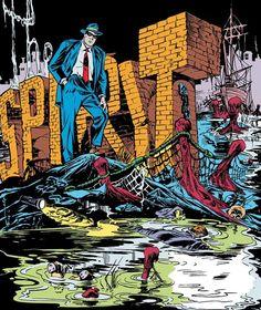 Will Eisner « Dork Forty!