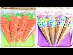 DIY Spring Treat Ideas for Friends or Neighbors...cheap and simple!