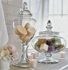 Detalles para un baño