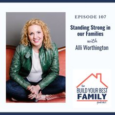 Alli Worthington on Standing Strong in our Families Stand Strong, Everybody Else, Break Free, Other People, Families, Relationship, Social Media, This Or That Questions, Books