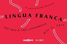 lingua franca conference sva - Google Search