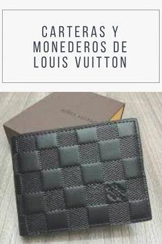 0805c533a8ae3 Nos levantamos con la reseña de las carteras de Louis Vuitton. La empresa  francesa de