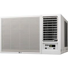 This is our favorite casement window air conditioner 45685 http lg electronics lw8015hr 7500 btu 115 volt slide in out chassis air conditioner with fandeluxe Choice Image