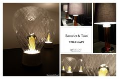 www.barovier.com , BAROVIER & TOSO | ID RUNWAY . #euroluce 2015, #salone del mobile 2015, #lighting design trend, #lamp trend, #murano lamp, #table lamp