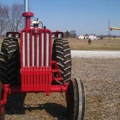 International Tractors, International Harvester, Ih, Monster Trucks