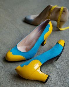 Otso Mäensivu Shoes