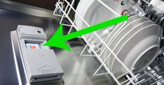 For some reason, dishwasher detergents seem to get a pass when it comes to nasty ingredients. Unfortunately, how many times have you found dishwasher detergent debris on your dishes that fails to get fully removed by the rinsecycle? Regardless of if this has happened to you or not, it's time to seriously consider what you are bathing your eating utensils in! The Environmental Working Group (EWG) grades commercial products with