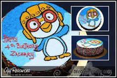 Pororo Coloring Picture Pinterest