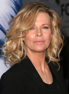 Kim Basinger is rolling back the years at age 62