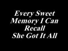Kenny Chesney - Shes Got It All *Lyrics*, via YouTube.