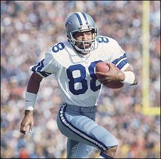 88 Drew Pearson, Cowboys WR 1973-1983 - 'The Original Number 88'
