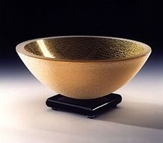 "Artifact Bowl, 7"" by Stephen Schlanser"