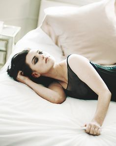Katie McGrath - this woman is just glorious.