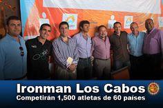Los Cabos se prepara para recibir el Ironman Triathlon 2013