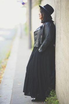 Stylish Plus-Size Fashion Ideas – Designer Fashion Tips Plus Size Fashion For Women, Black Women Fashion, Plus Size Women, Womens Fashion, Looks Plus Size, Look Plus, Fat Fashion, Fashion Models, Fashion Boots