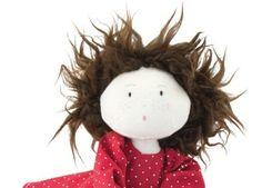 poupée de chiffon Louison la coquette Moulin Roty   shop pour enfants Le Petit Zèbre