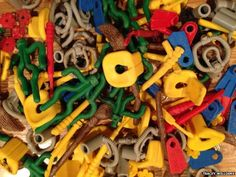 The Cornish beaches where Lego keeps washing up