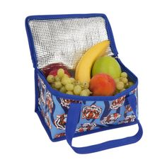 Jungle Lunch Tote!Send them off the bright way with our Back to School collection.Become the envy of the playground with our Kids Lunch Totes!...