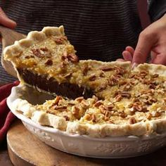 Coconut-pecan-german-chocolate-pie