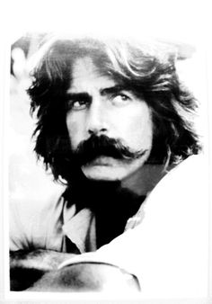 Sam Elliott--Oh My God!  This man could talk to me anyday--love him!