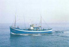 Pesquero antiguo